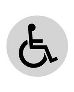 Disabled Door  Sticker - Pack of 5