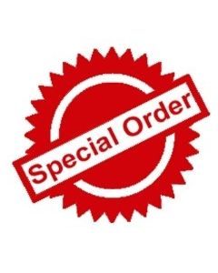 Special Order -