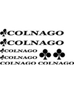 Colnago Bicycle Decal Sticker Set
