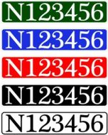 River Nene Boat Index Numbers