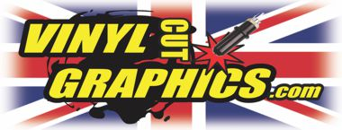 Vinyl Cut Graphics UK