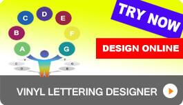 Boat name Design Online