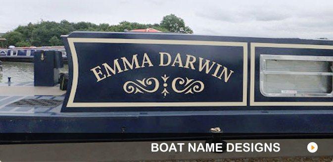 Narrowboat Names